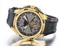 ساعة cimier golding watch ذهب