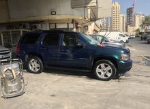 Blue Chevrolet Tahoe 2007 for sale