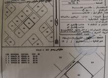 للبيع أرض في حي السرح