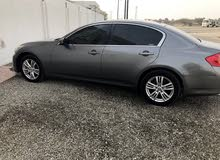 Used condition Infiniti G37 2013 with 1 - 9,999 km mileage