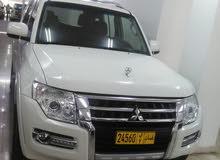 Mitsubishi Pajero car for sale 2015 in Muscat city
