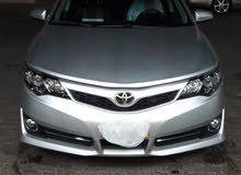 Toyota Camry 2014 For sale - Grey color