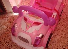 سيارة أطفال مستعمله كلش قليل