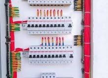كهربائي لتأسيس وتشطيب مهندس سعيد