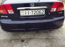 Honda Civic 2003 For sale - Blue color