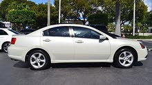 Gasoline Fuel/Power car for rent - Mitsubishi Galant 2013