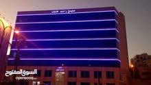 مكتب 68 متر ، واجهات زجاج ، مقابل مستشفى الاستشاري