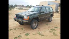 Jeep Cherokee car for sale 1994 in Sabratha city