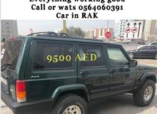 JEEP CHEROKEE MODEL 2000 AUTOMATIC