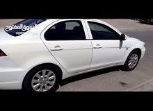 سياره متيسوبيشي لانسر 2013 قير مكينه شاصي 175 الف