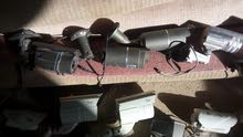 مجموعة كاميرات مراقبة مستعمله للبيع