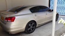 Gold Lexus GS 2011 for sale