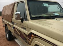 2014 Used Land Cruiser Pickup with Manual transmission is available for sale