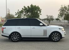 Gasoline Fuel/Power   Land Rover Range Rover HSE 2015