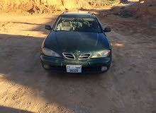 Nissan Primera car for sale 2002 in Gharyan city