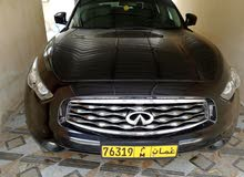 180,000 - 189,999 km Infiniti FX50 2011 for sale