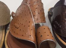 أحذية شرقية صناعة وطني جلد طبيعي بـ200 ريال فقط