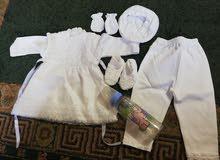 فستان اطفال حديثي ولاده جديد