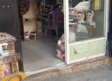 محل اكسسوارات بالشارع الرئيسي مدينة الكرك