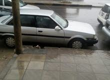 Automatic Silver Toyota 1985 for sale