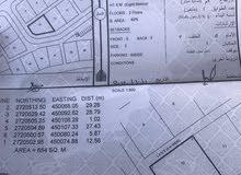 للبيع ارض سكنية في اسرار بني عمر
