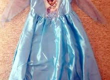 Disney Frozen Elsa Dress. Brand new.