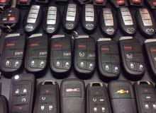 فتح سيارات المقفاله في حال نسيان المفتاح وعمال مفتاح جميع انواع السيارا