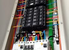 كهربائى خبرة قسائم شقق ترميمات صيانة عامةDBكيبكل65636345