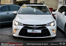 2015 Toyota Camry Se Sport