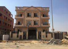 بأرقي أحياء زايد رووف مبنى مميز جدا بالتراس بسعر خاص