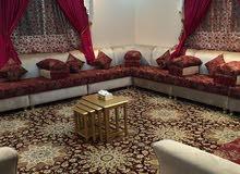 شقة مفروشه فاخره 5 غرف صالة 3 حمام حوش مدخل مستقل  الموقع أبها