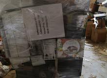 اجهزه منزل سكيبات أوربي عدد من 60الى 70 قطعه سعر 750