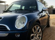 Blue MINI Cooper S 2006 for sale