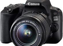 كاميرا    Canon 200d
