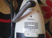 مكنسة كهربائية سامسونج وارد السعودية 2000 واط