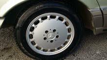 Available for sale! 0 km mileage Mercedes Benz SLK 280 1984