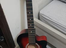 Guitar with bag - Steel String