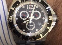 ساعة لونجين جديدة جداً جداً جداً سويسري اصلي ماركة عالمية