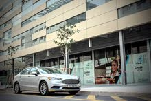Ford Fusion 2017 For sale - Silver color