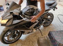 سوزوكي 2008 750cc