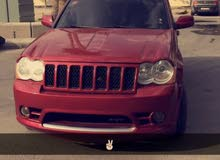 Jeep Grand Cherokee 2010 For sale - Red color