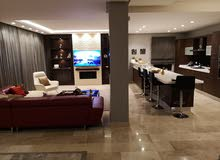 luxury fully furnished apartment in a diplomatic neighborhood.