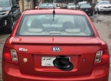 Kia Rio in Baghdad