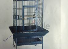brand new parrot cage free delivery
