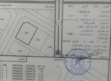 للبيع أرض سكنية في بركاء الحضيب 662م