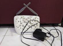للبيع راوتر مودم مفتوح على كل الشبكات و خصوصا عند تركيب كاميرات المراقبة للمنزل