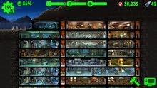 لعبة fallout shelter للبيع