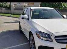 Used condition Mercedes Benz C 300 2017 with 1 - 9,999 km mileage