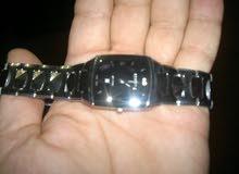 ساعة يد رجالية اصلية راقية جديدة