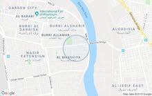 قطعة استثمارية ..بري اللاماب قرنفلي شارع كبري المنشيه